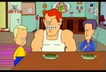 Tri kamaradi a Jerry: Stastny den