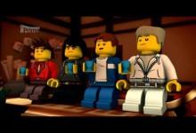 Lego Ninjago: Vsechno nebo nic