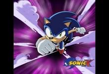 Sonic X: Supersonicky hrdina na scene