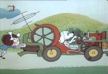 Kata a Skubanek: Kocici auto