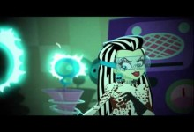 Monster High: Dabelska kuchyne