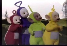 Teletubbies: See-Saw