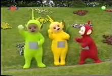 Teletubbies: Zpev