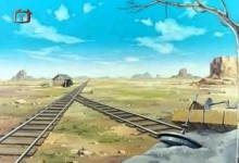 Willy Fog na ceste kolem sveta: Specialni vlak