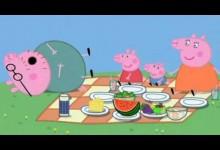 Prasatko Pepa - Piknik
