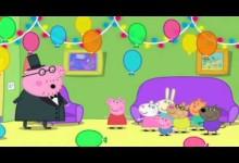 Prasatko Peppa - Moje narozeninova oslava