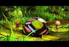 Vcelka Maja 3D: Velka pylova loupez