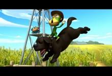 Vesmirni opice: Pes