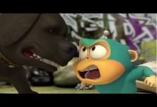 Vesmirni opice: Pes 3