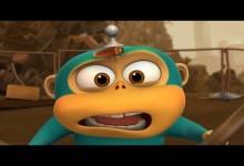 Vesmirni opice: Svab
