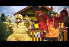 Smejko a Tanculienka: Kachni tanec