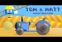 Kamion Tom a jerab Matt: Traktor