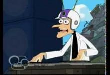 Phineas a Ferb: Ovlada me ptakopysk