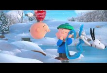 Snoopy a Charlie Brown ve filmu (trailer)