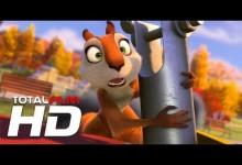 Velka oriskova loupez (trailer)