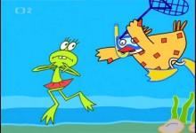 Gogo a Figi: U vody