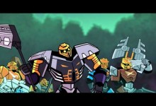 Bionicle: Pan pavoucich lebkounu