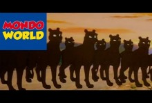 Lvi kral Simba: Udoli davnych casu