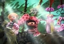 Pribehy vcelich medvidku: Carovna zahrada
