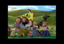 Chaloupka na vrsku: Jak deti pekly brambory