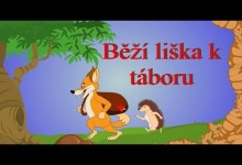 Bezi liska k Taboru (pisnicka pro deti)