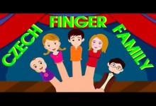 Prstikovi (23 minut pisnicek pro deti)