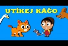 Utikej Kaco (23 minut pisnicek pro deti)