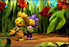 Fifi z Kvetikova: Orechy v kvetinove zahrade