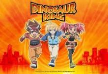 Kral dinosauru: Detska hra