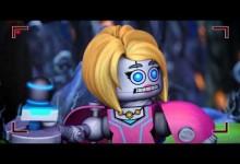 Lego Nexo Knights: Stesti byt Lancem!