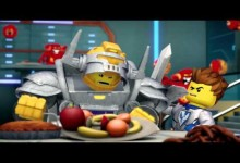 Lego Nexo Knights: Vecne hladovy sir Axl