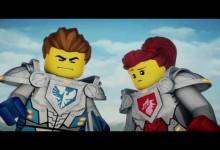 Lego Nexo Knights: Rytirsky kodex