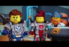 Lego Nexo Knights: Kniha naprosteho zla