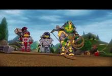 Lego Nexo Knights: Moc a magie