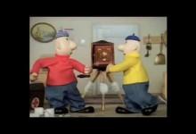 Pat a Mat: Cerna bedynka