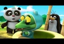 Krtek a Panda: Ci je to vajicko?