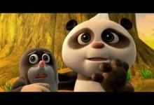 Krtek a Panda: Den objimani v lese