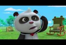 Krtek a Panda: Jak vylecit draka