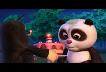 Krtek a Panda: Uvitaci vecirek