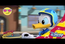 Mickey a zavodnici: Donald