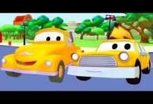Mesto aut: Taxi a sanitka