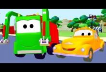 Mesto aut: Popelarske auto