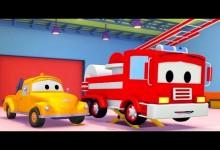 Mesto aut: Hasicske auto