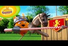 Slunecni kralicci: Rytirsky turnaj