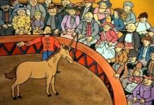 Bubaci a hastrmani: O koniku Ferdovi