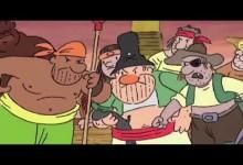 Bob a Bobek - Bermudsky trojuhelnik