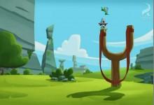 Angry Birds: Prak 101