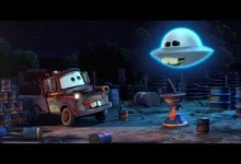 Burakovy povydacky: UFO
