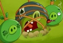 Angry Birds: Ospalci na lane