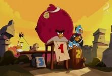 Angry Birds: Utikej, Chuck utikej